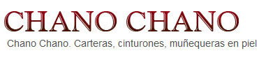 Chano Chano