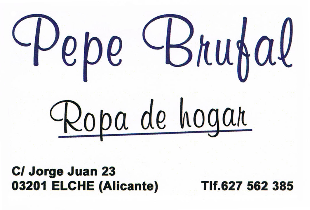 Pepe Brufal
