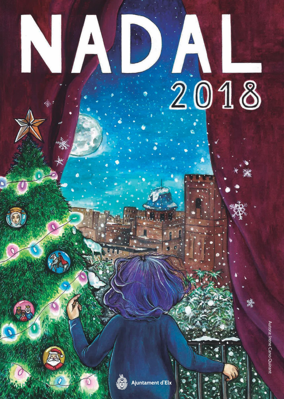 Programa de Navidad 2018 Elche