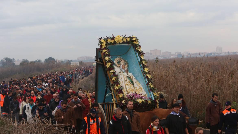 Programación Fiestas Venida de la Virgen