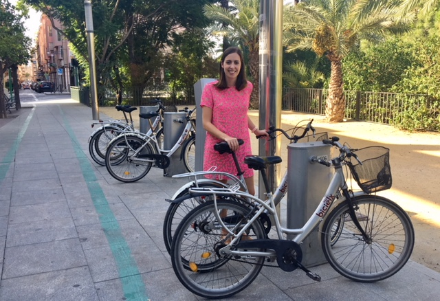 Elche fomenta la movilidad sostenible en la Semana Europea de la Movilidad 2018